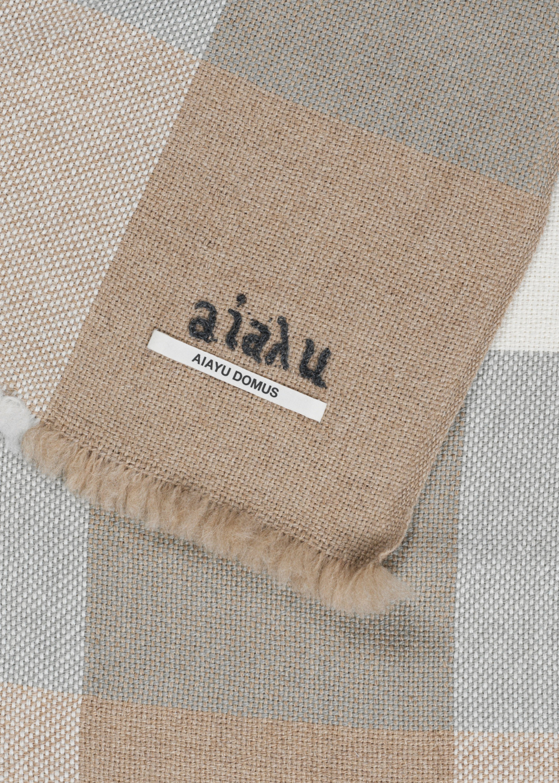 Plaider - Marlon tæppe (160x180) Thumbnail