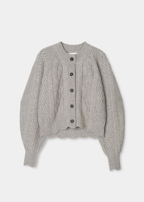 Knitwear - Melanie cardigan Thumbnail