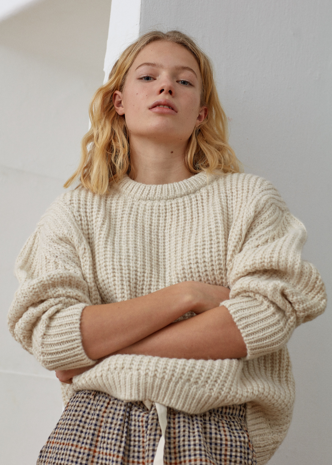 Knits - Memo sweater Thumbnail