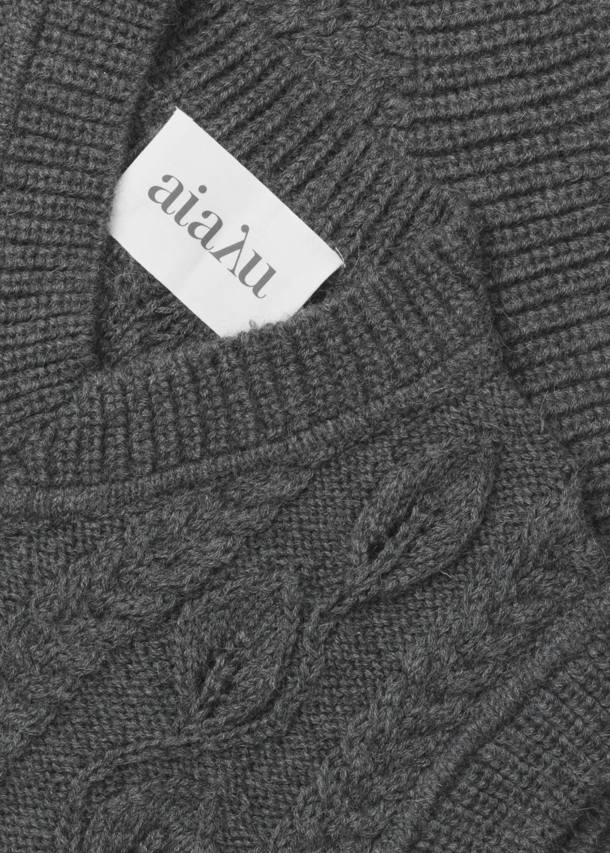 Knitwear - Nepeta vest Thumbnail