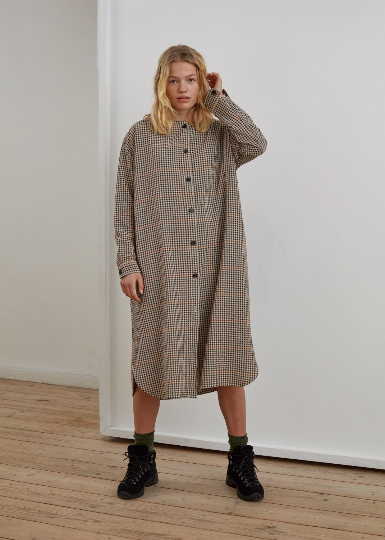 Dresses & Skirts - Nishan Dress Seersucker Thumbnail