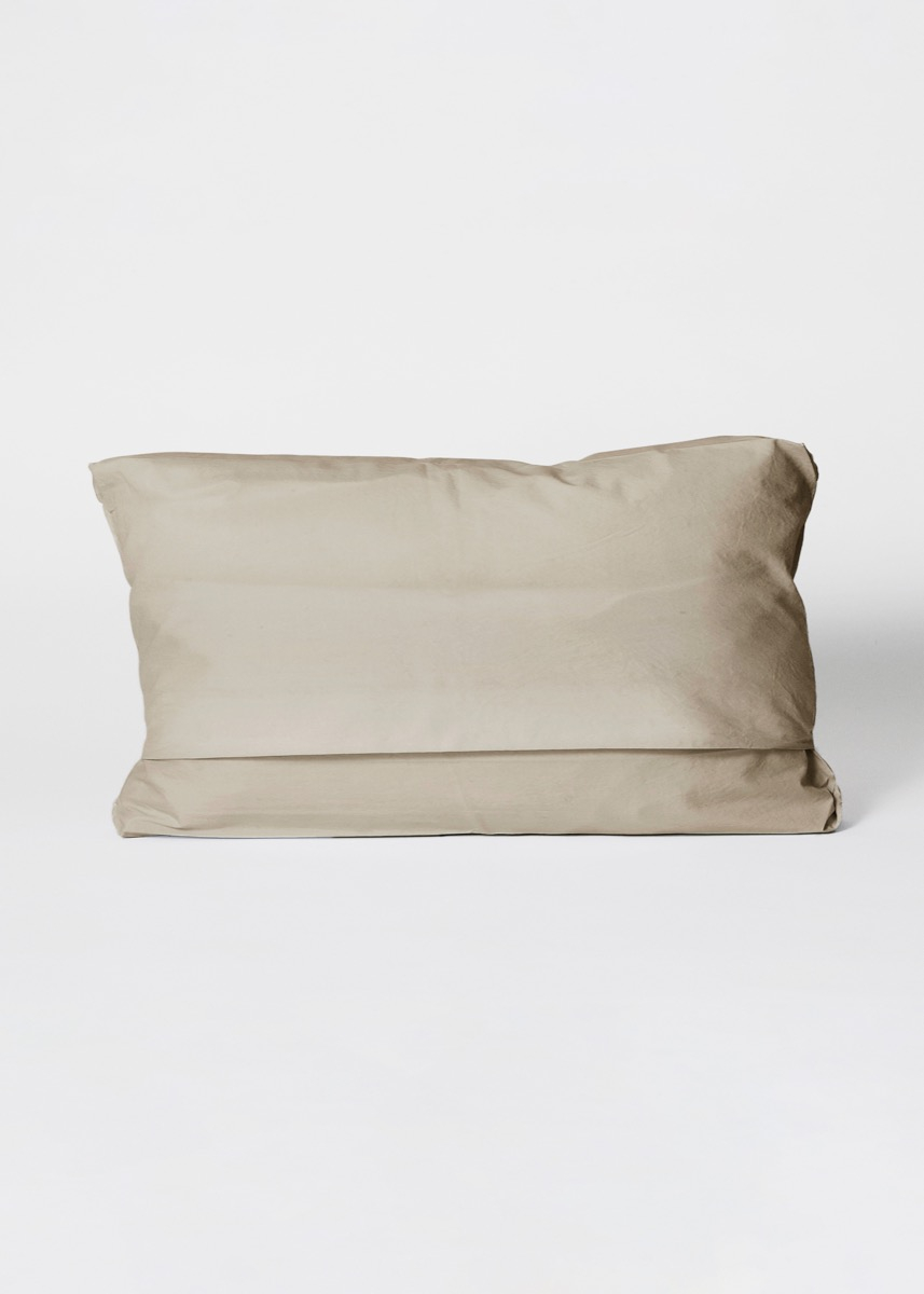 Bedlinen - Heavy Poplin Pillow Case (50x80)