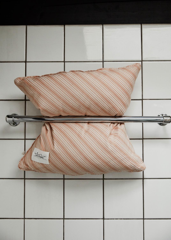 Kissen - Pillow Dobby Striped (50x50) Thumbnail