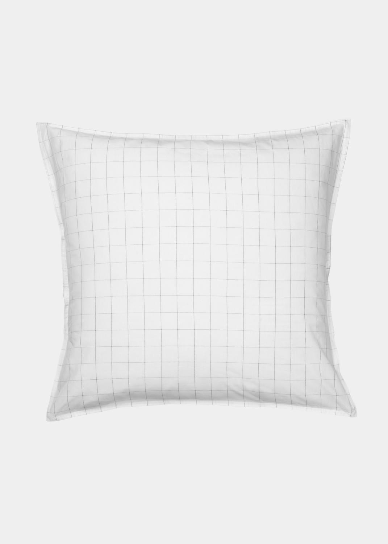 Sengetøj - Pudebetræk - Checks (60x63) Thumbnail