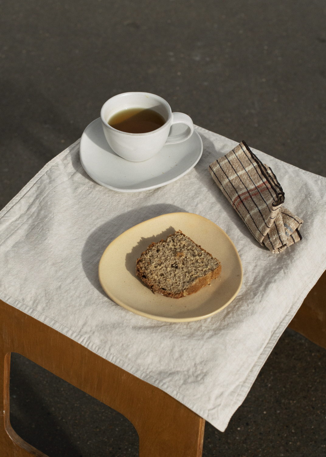 Kitchen Accessories - Placemat Cotton Slub (set of 2 pcs)