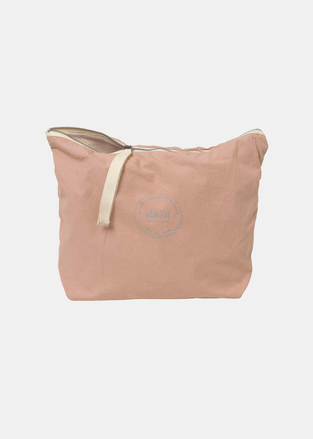 Clutches & Bags - Pouch Heavy Poplin