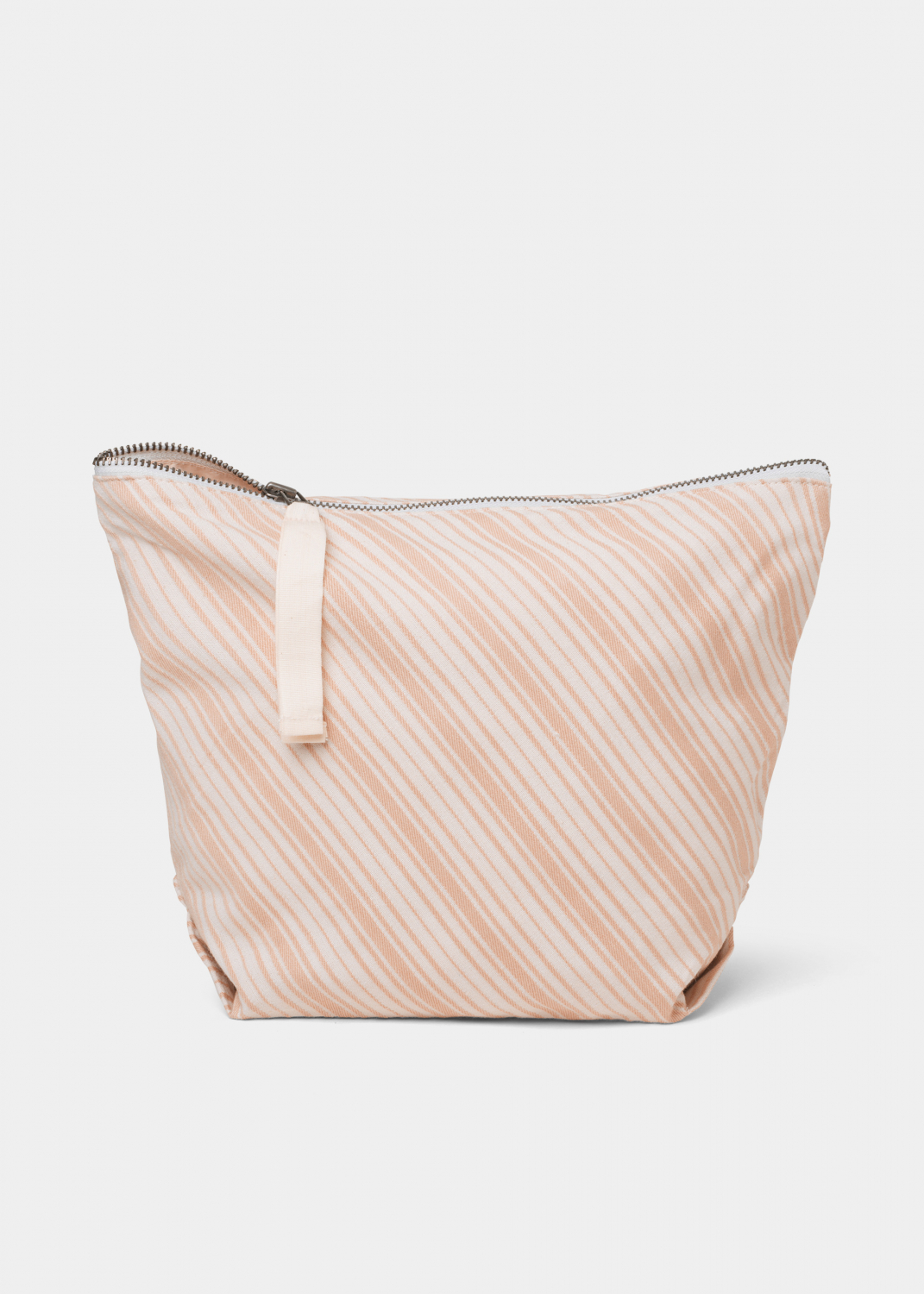 Clutches & Bags - Pouch Dobby Striped Thumbnail