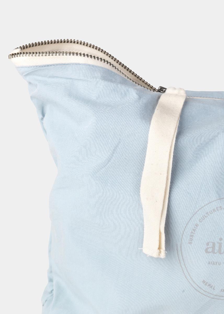 Clutches & Bags - Pouch Heavy Poplin Thumbnail