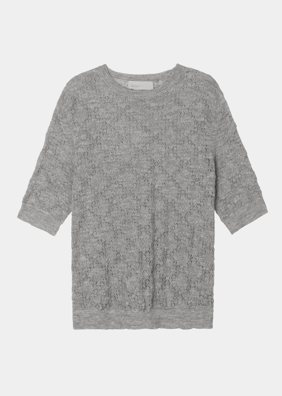 TOPPER & T-SKJORTER - Nosara Knit Blouse Thumbnail