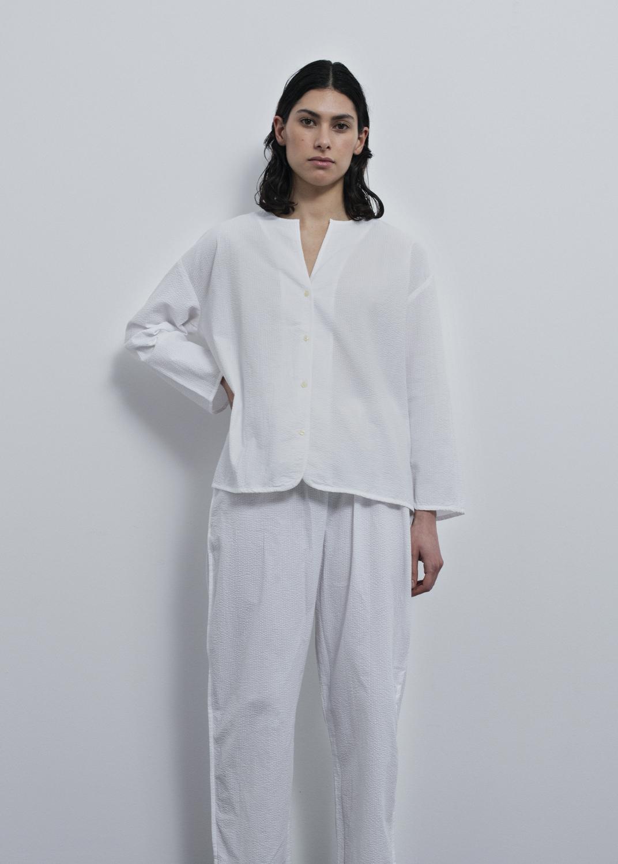Sleepwear - Pyjamas Seersucker Thumbnail