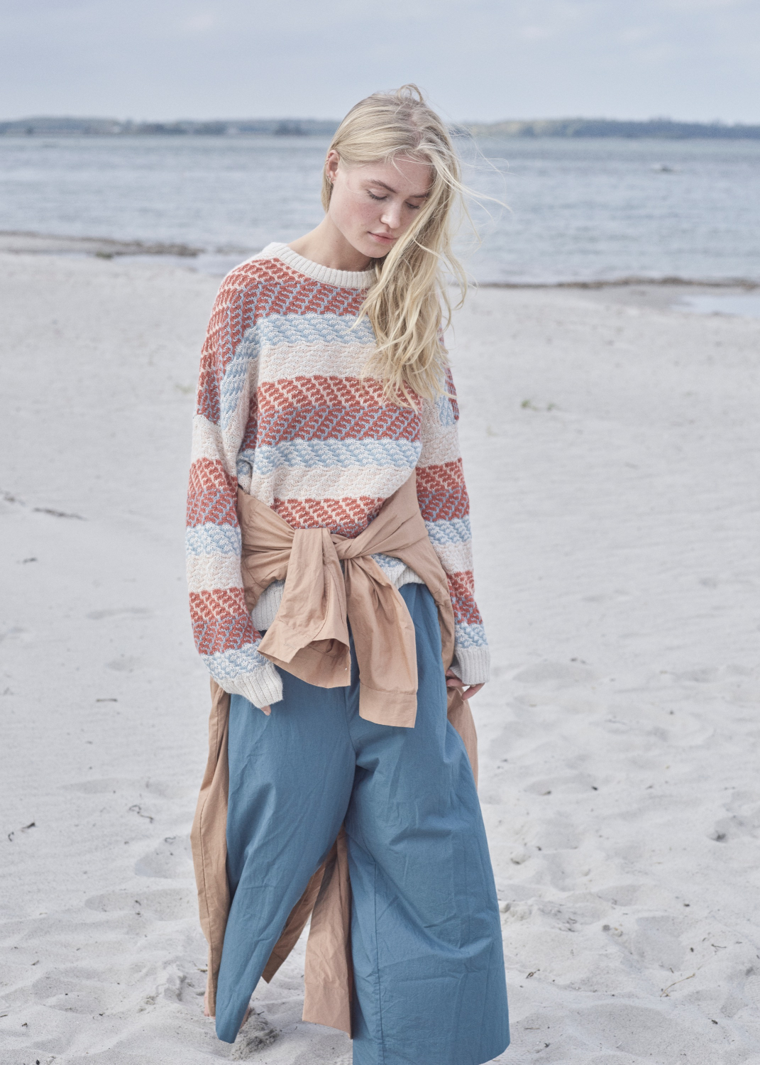 Knits - Samara sweater Thumbnail