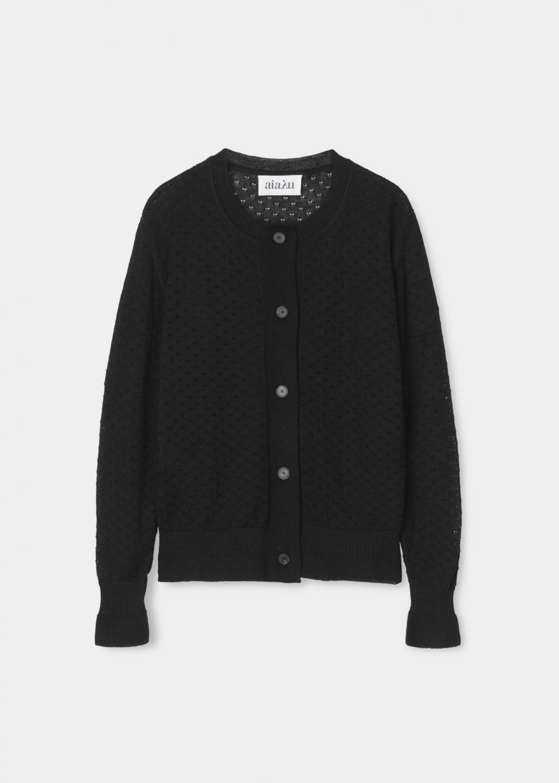 Knitwear - Selma cardigan  Thumbnail
