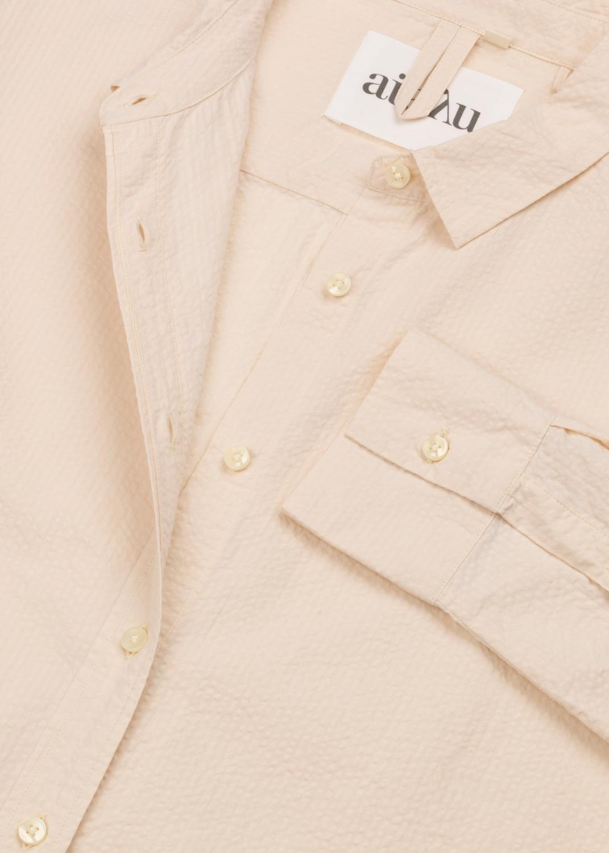 Skjorter - Shirt Seersucker Thumbnail
