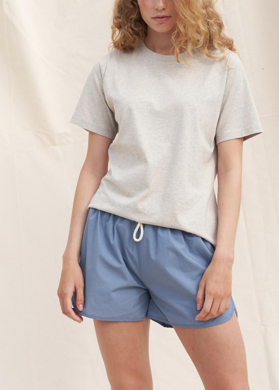 Bluser & Toppe - Short Sleeve Tee - Boxy Thumbnail