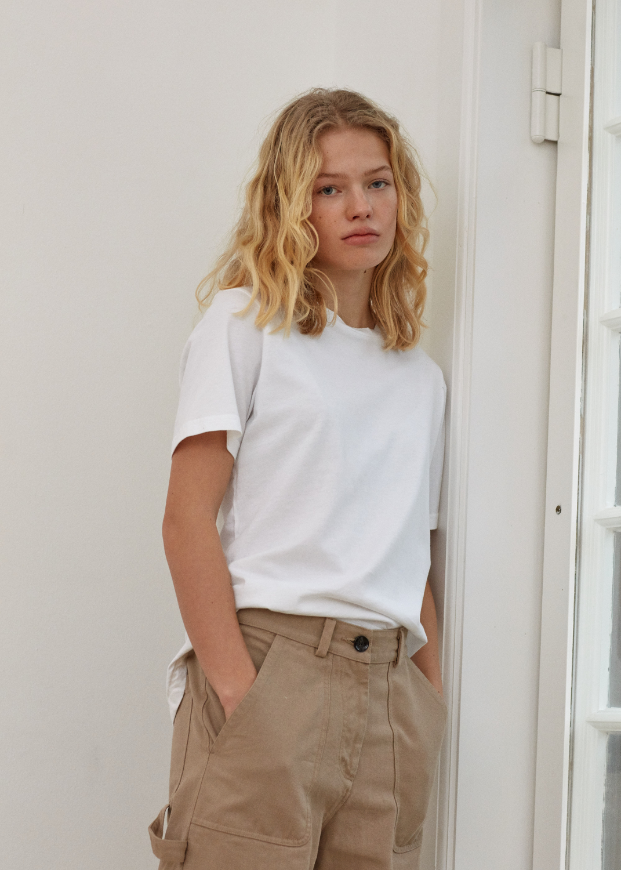 Blouses & Tees - Short Sleeve Tee - boxy Thumbnail