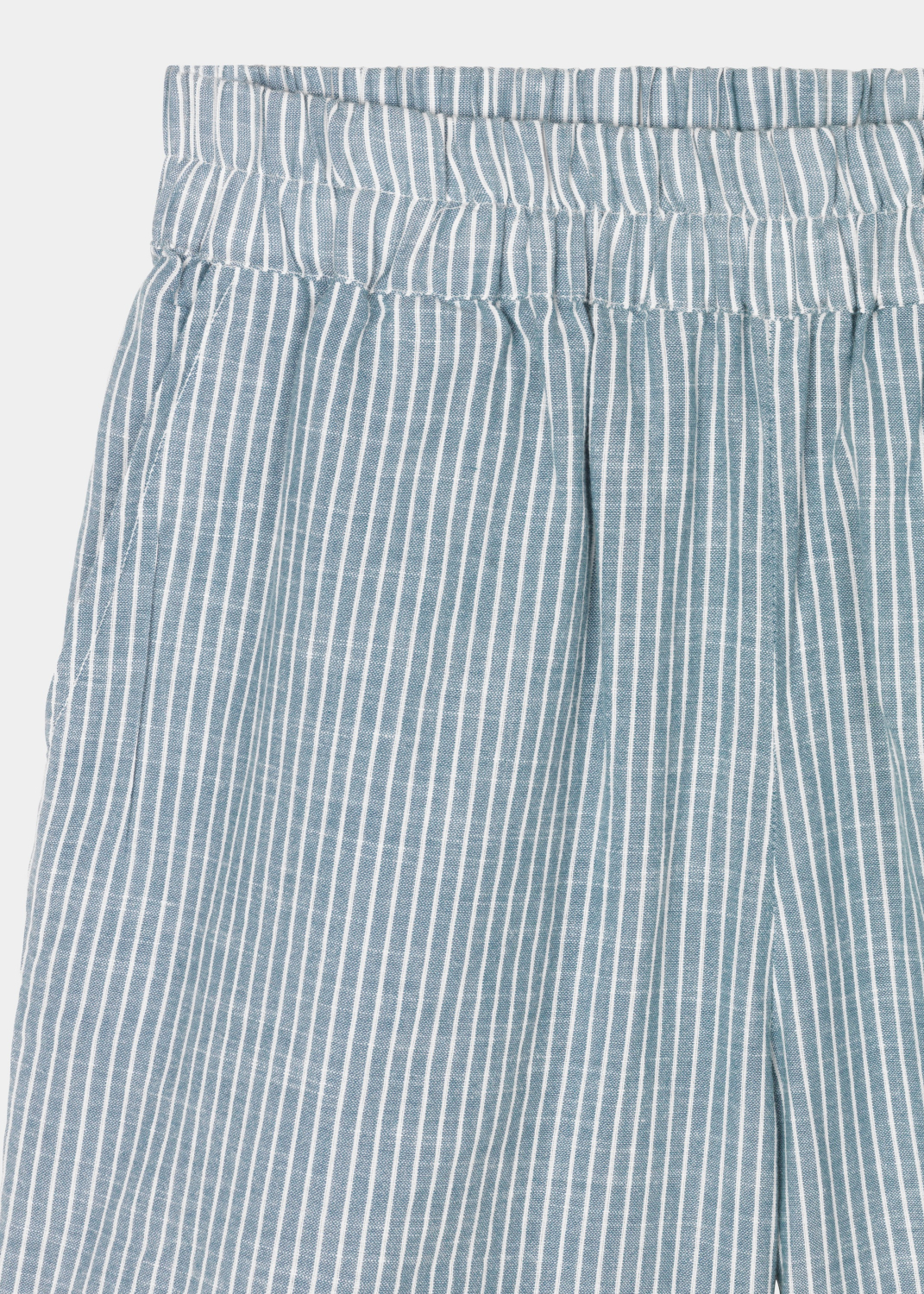 Bukser & shorts - Shorts Long Striped Thumbnail