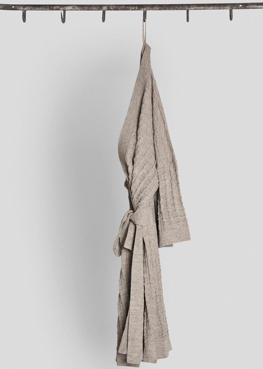 Lounge - Siri Knitted Bathrobe Thumbnail