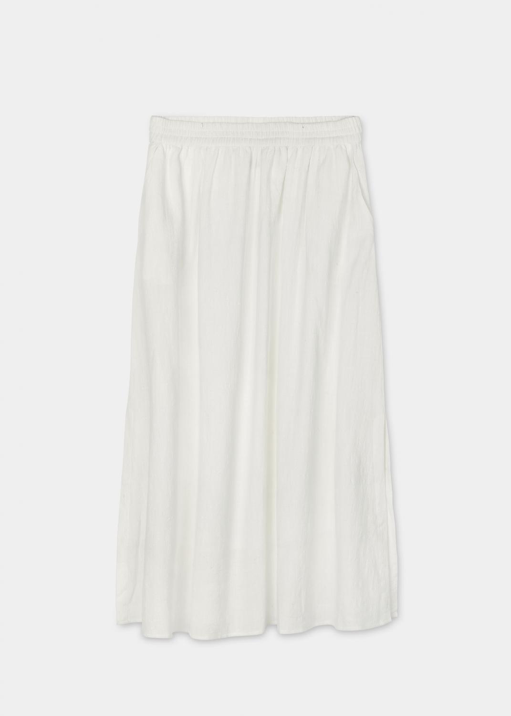 Kleider & Röcke - Skirt Long Crepe Thumbnail