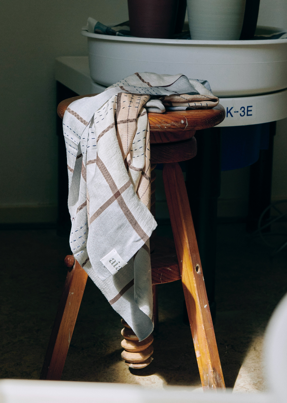 Scarfs - Tansa silk scarf Thumbnail