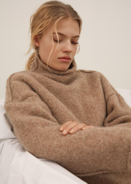 Strik - Teddy sweater Thumbnail