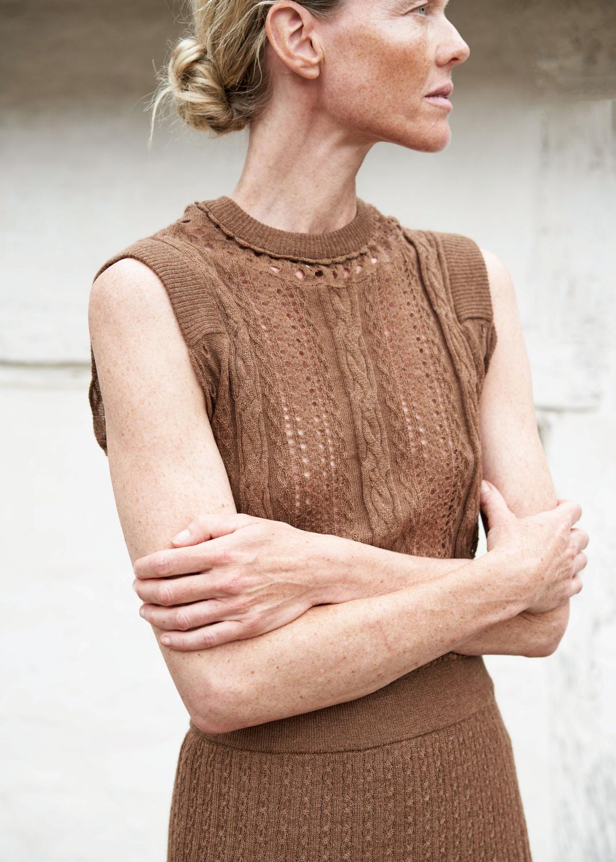 Knitwear - Tulip Vest Thumbnail