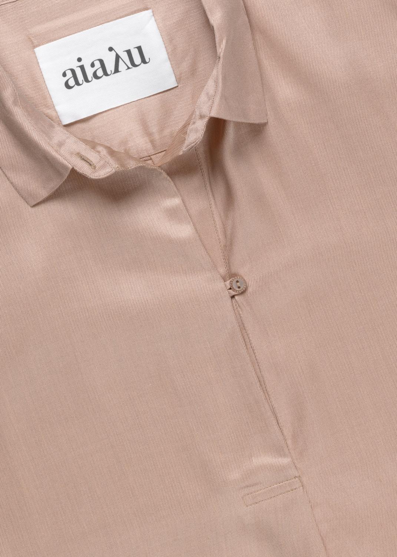 Blouses & Tees - Tunic Silk Thumbnail
