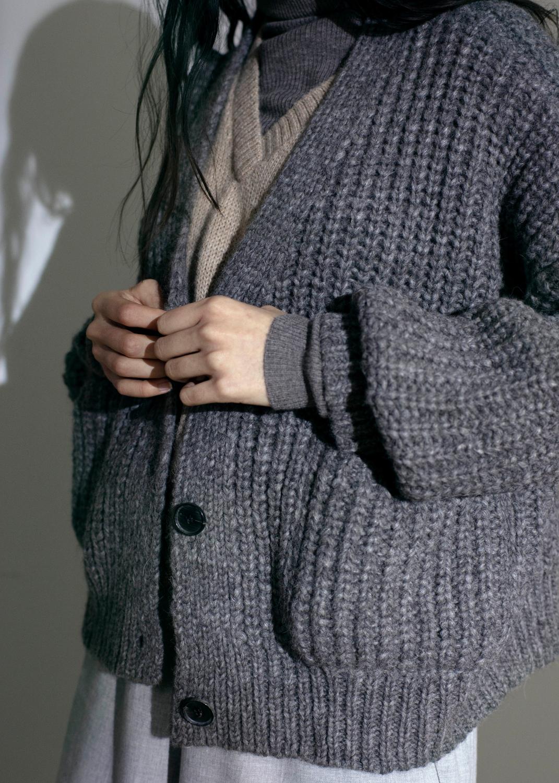 Knits - Viveka Cardigan Thumbnail