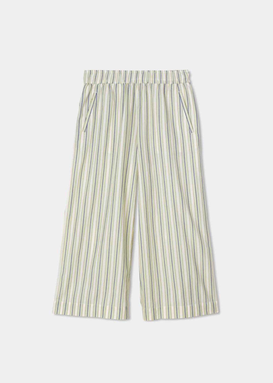 Pants & Shorts - Wide Pant Tiny Stripe Thumbnail